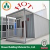 hot sale flatpack standard 40ft living prefab container office