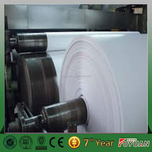Paper toilet jumbo roll and toilet paper converting making machinery