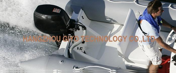 second hand 2 stroke gasonline outboard motor