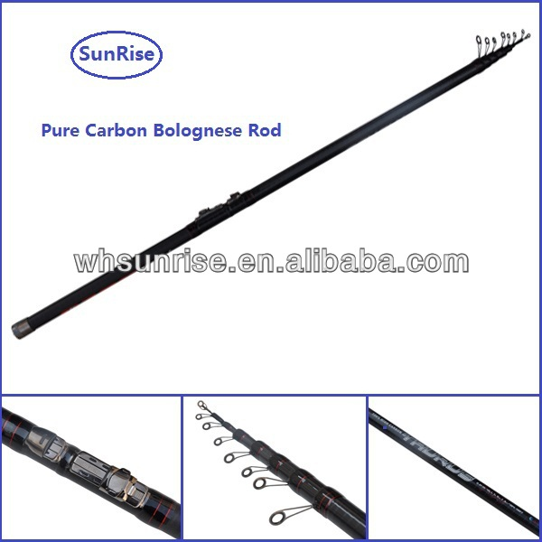 High Carbon Bolognese Fishing Rod