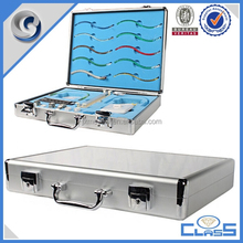 MLD-AC1548 Silver elbow aluminum multi-functional technician toolbox for trailers