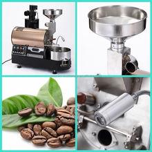High grade commercial coffee bean roaster machine/coffee bean roasting machine for sale