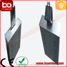 Motorized LCD Monitor Lift with 19 Inch LED Screen for Dubai Meeting Room