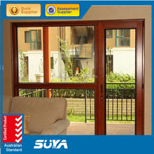 Material Size and Color Customized Thermally broken swing French Doors