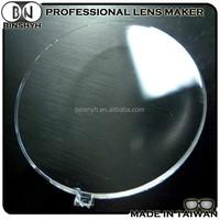 Clear eyeglass demo Lens