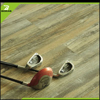 Waterproof durable healthy basketball court pvc laminate flooring