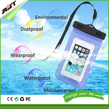2015 new arrival! for iphone /samsung /htc colorful waterproof phone bag/phone case cover