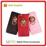 [UPO] 2016 New Arrival Finger Holder Ring Case for iphone 6, TPU Holder Mobile Phone Cases for iphone 6 plus