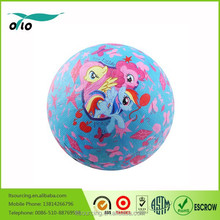"OTLOR 8.5"" kids rubber playground balls"