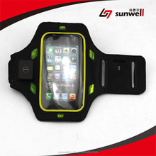 Flashing LED Sport Armband Safety At Low Light Condition New Design Armband Phone Holders