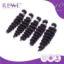 Export Quality 2 Year Warranty Human Curl Virgin Mongolian Deep Wave Hair Curly