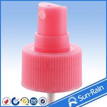 plastic bottle mist spray with cosmetic bottles spray and pump/perfume pump sprayer