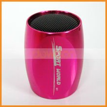 Protable Sound Box MP3 Player on Bike Bicycle With FM Radio Micro SD/TF Support