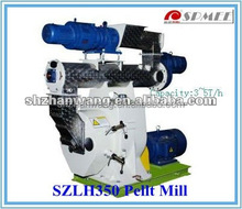 Livestock feed mill equipment
