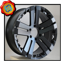 18'' alloy wheel made in china, car wheel rims for sale130