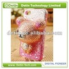 Cute Rilakkuma 3D rhinestone case for iphone 5