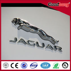 Advertising Acrylic Electroplated Auto Praint Brand Sign