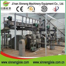 Stamping Biomass woodchips bagasse briquetting machine for sale