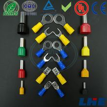 vinyl wire end caps