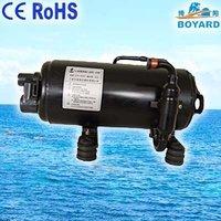 Roof top mounted mini truck air conditioner mini van air conditioner electric compressor
