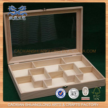 hot sell special wooden food packaging boxwooden ,food packaging box in square