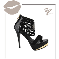 Sexy Noble Gorgeous Ladies' High Heel/ Women High Heel/ 2015 Most Popular Shoes