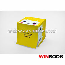 Yiwu Cute Assorted Sticky Note Brick with Pen