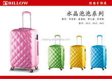 factory made high quality PC luggage