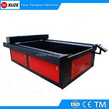 Fabricantes de máquinas China fornecedor usado máquina de corte a laser de corte de aço 1300 * 2500 mm