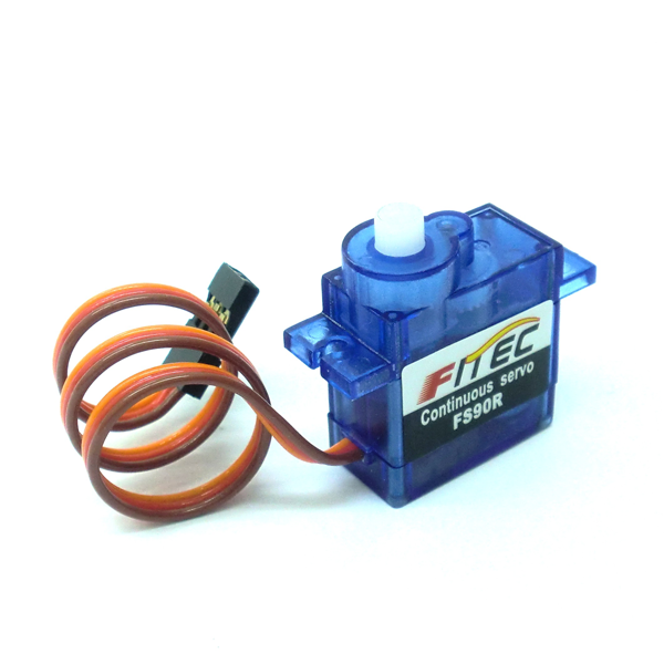 Feetech Fitec Fs90r Micro 360 Degree Continuous Rotation