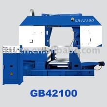 GB42100 horizontal the band saw machine