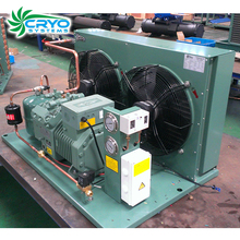 Cuarto frío de condensador y evaporadores, condensador para cámaras frigoríficas, mini condensador del refrigerador