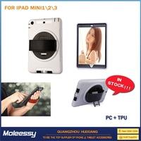 Heavy case trendy current popular wood case for ipad mini