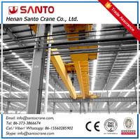 2014 New Design Double Beam Crane Load And Unload Eot Overhead Crane Lifting Materials Bridge Crane