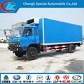 el certificado del sgp camiones frigorífico hacer china de enfriamiento del refrigerador trucknew modelo de camión frigorífico