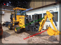 backhoe loader with price for sale in new condition