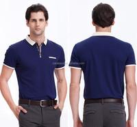 100% cotton china suppliers Men Cotton Shirts Polo Shirt New Design office Polo T Shirt