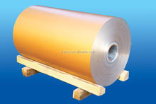 Color Painted Aluminum Roofing Sheet Coil(PPGI) from china
