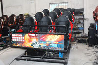 Hot Sale Motion 5D cinema equipment horse riding simulator for sale