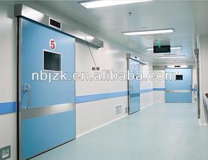 médico de sala limpia hermatic puerta