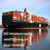 shipping container manufacturers from shenzhen to Republic of Korea - Skype:chloedeng27