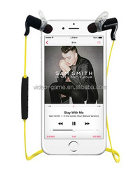 2015 hot sale wireless sport bluetooth stereo headphone