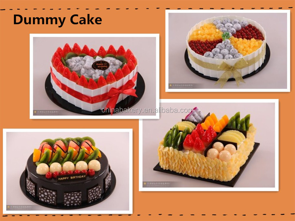 Decorated Dummy Cake For Sale