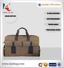 Fashion High End Travel Bag Style Weekender Bag for Men Outside