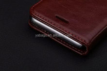 Super quality new coming leather crafts case for iphone 6