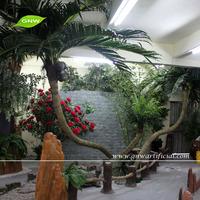 GNW APM022 mini artificial coconut palm tree sale for outdoor garden decoration