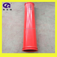concrete pump spare parts reducer pipe/ cifa concrete pump parts