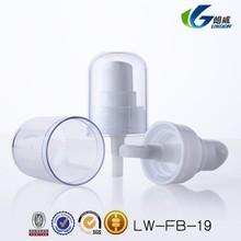 Hand press liquid foundation cream pump for bottle
