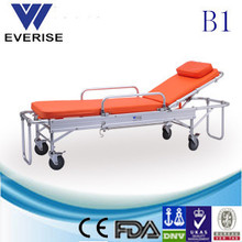Hospital Patient Transport Stretcher