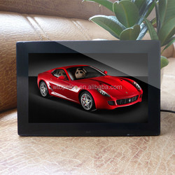 """promotional 7""""/8""""/9""""/10"""" lcd digital advertising frame, digital pictures frame, electronic photo frame for advertising"""